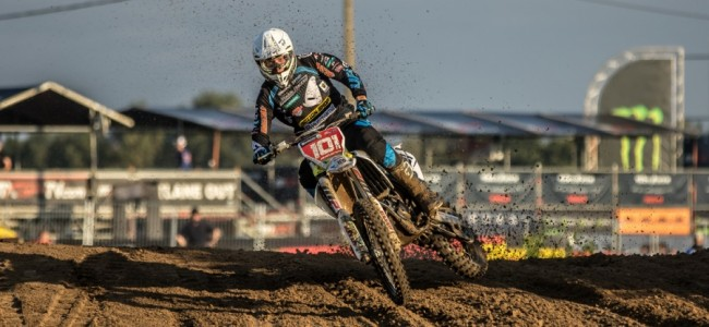 Guadagnini wint eerste manche EMX125 in Lommel, Everts finisht als zesde!!