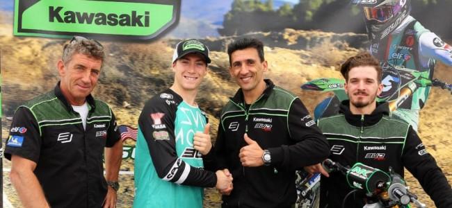 Mitchell Harrison verlengt contract met BUD Racing!