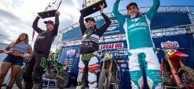 Dylan Ferrandis wint de AMA 250 National in 'Dilla!!