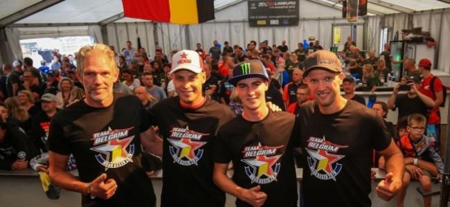 Belgisch MX of Nations team bekend!