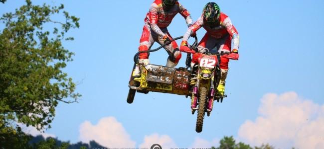 Bax/Stupelis op titelkoers na GP winst te Zwitserland!