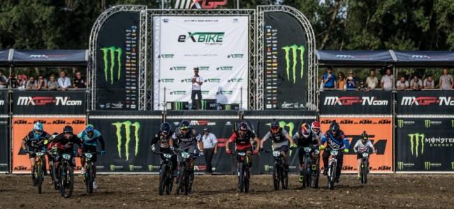 E-X Bike World Cup: De resultaten!