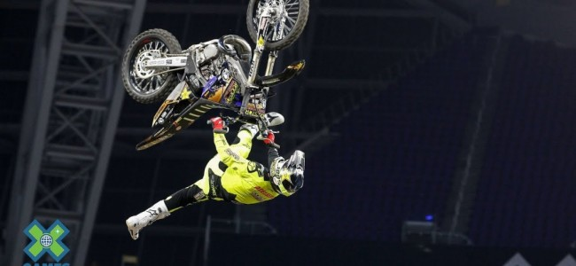 Video: X Games Moto X Freestyle medal runs
