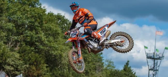 Petar Petrov ook volgende seizoen in de MXGP