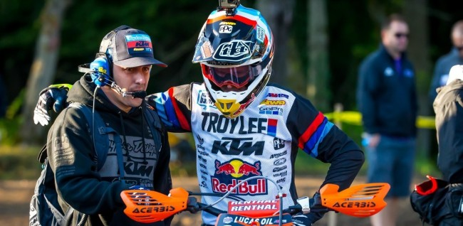 Shane Mcelrath van KTM naar Yamaha!