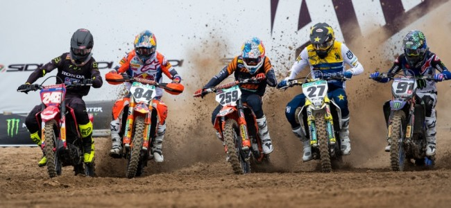 VIDEO: Highlights MXGP China
