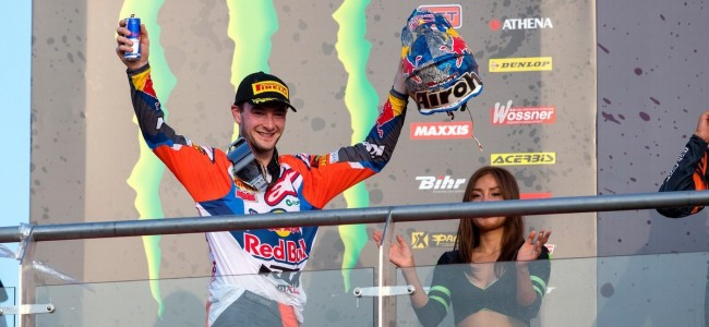 Jeffrey Herlings wil gat in palmares nog vullen