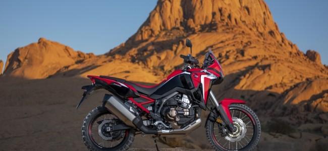 2020 Honda Africa Twin Adventure Sports!