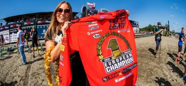 Nathalie Fasé over de opmars van F&H Racing Kawasaki