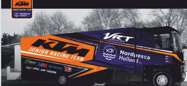 VRT en North Europe Racing bundelen hun krachten