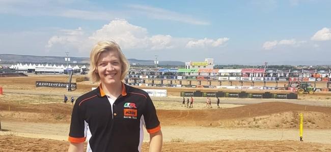 Kevin Horgmo start in Turkse GP!