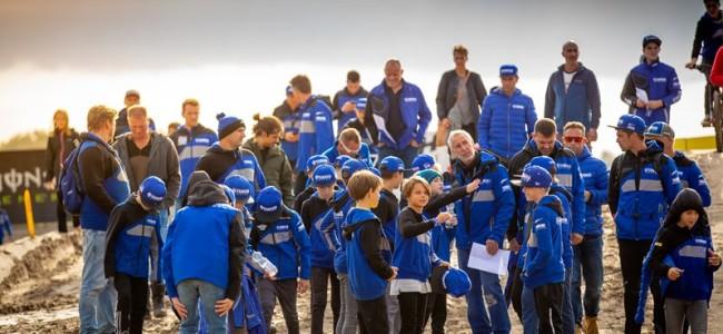 Pumpurs wint de bLU cRU Superfinale 125cc, De Beer vijfde