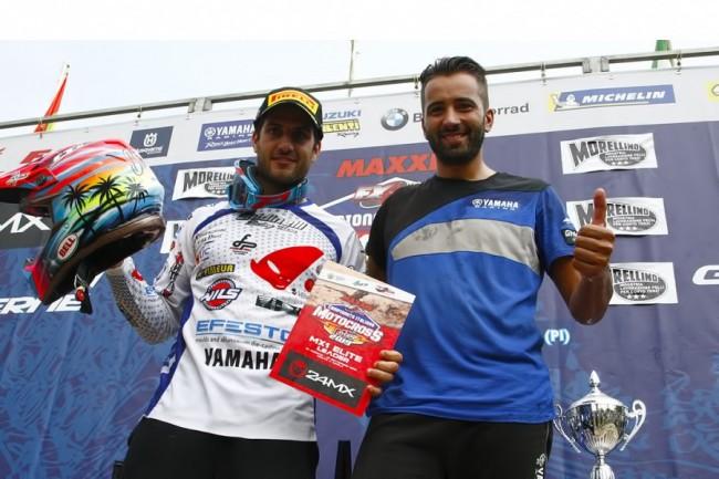 Samuele Bernardini ook in 2020 met Ghidinelli Yamaha