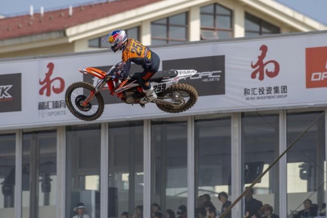 Coldenhoff wint eerste reeks in Shanghai!
