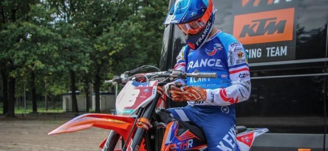 Samenwerking verbroken tussen Jordi Tixier en het VHR Racing Team!