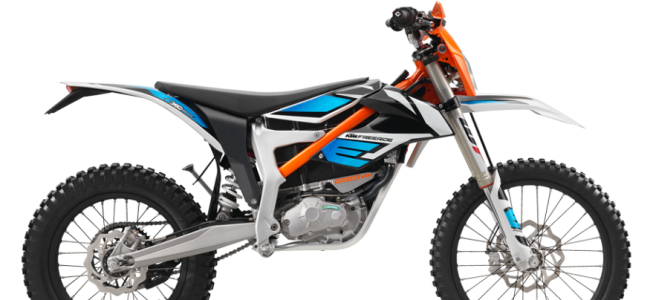 Video: De 2020 KTM E-XC Freeride in actie!