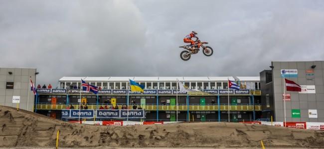 Cooper wint MX2 kwalificatie voor Vlaanderen, Geerts vierde