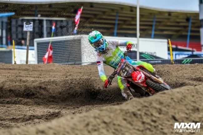 Gajser wint eerste manche, Nederland doet goede zaak in MXON!!