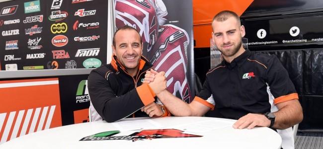 Brian Bogers bevestigt door Marchetti Racing