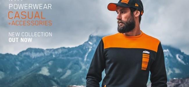 KTM Powerwear Casual & Accessories 2020!