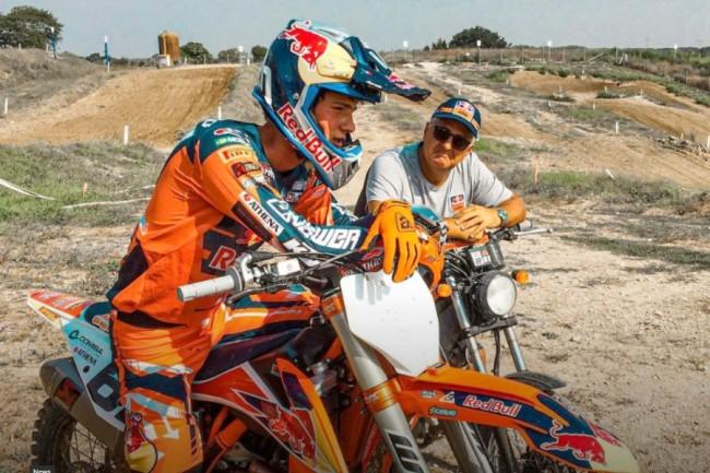 Zware crash voor Jorge Prado in Italië