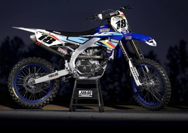 MXON Bikes: Dit zijn de nieuwe kleuren!