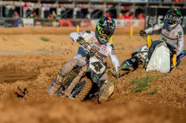Tonus onzeker voor de Motocross of Nations
