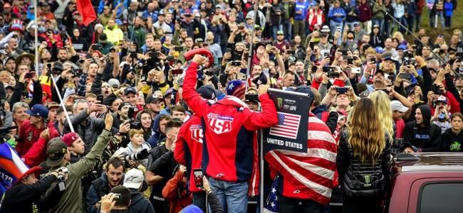 Video: Team USA op weg naar de MXoN in Assen!