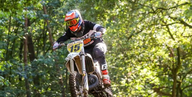 Erik de Bruyn Nederlands Kampioen MX2 Inters!