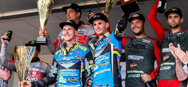 VIDEO: Highlights Belgische GP sidecarcross Gooik!