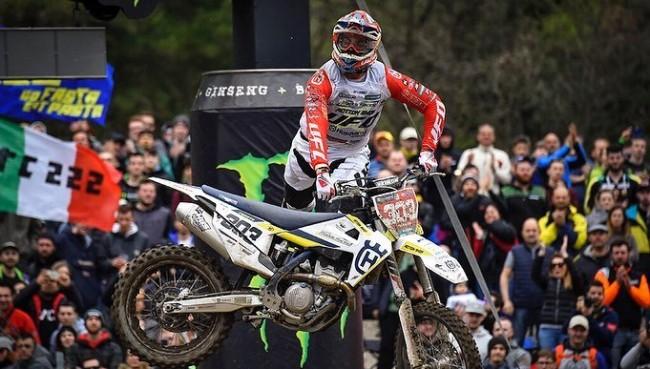 Alberto Forato met Maddii Racing in de MX2!