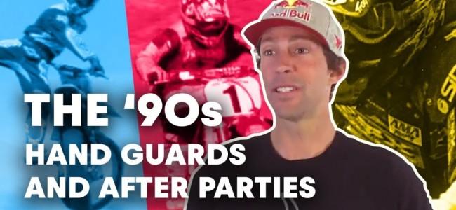 VIDEO: 90s Motocross Glory Days