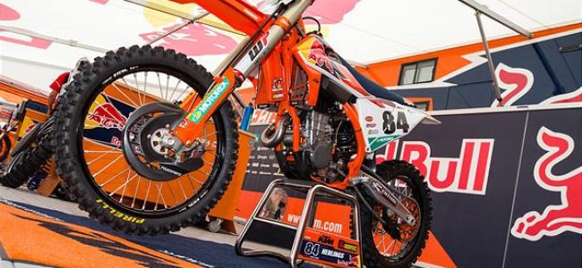Moto-Master verlengt samenwerking met KTM!