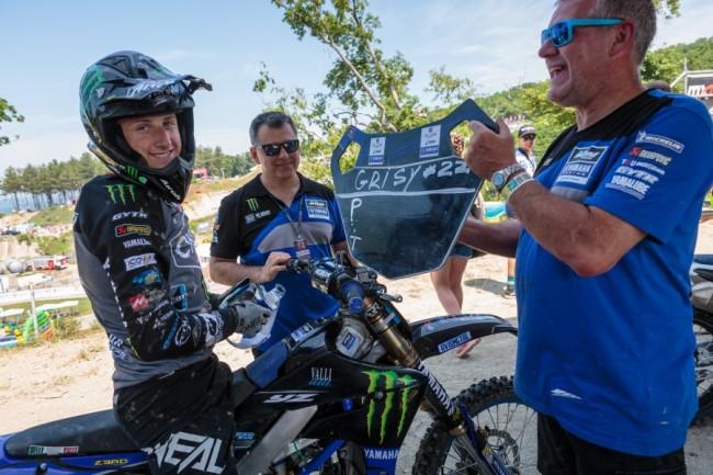 Gianlucca Facchetti kijkt uit naar Hutten Metaal Yamaha