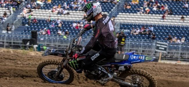 Tonus meldt zich af voor de Motocross of Nations