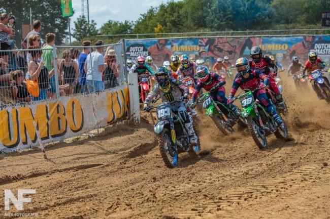 De KNMV Dutch Masters of Motocross kalender 2020!