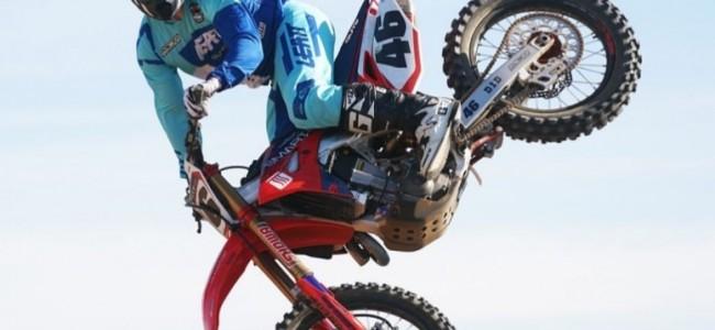 Justin Hill tekent deal bij Team Motoconcepts!