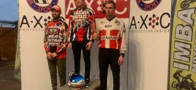 IMBA: Dodd Kampioen, Bielen wint in Kleinau