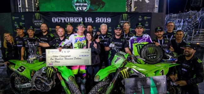 Gallery: Monster Energy Kawasaki Team vanuit Las Vegas