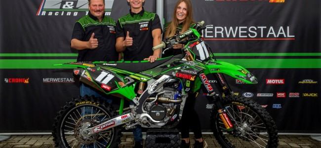 Mikkel Haarup maakt F&H Racing Team compleet