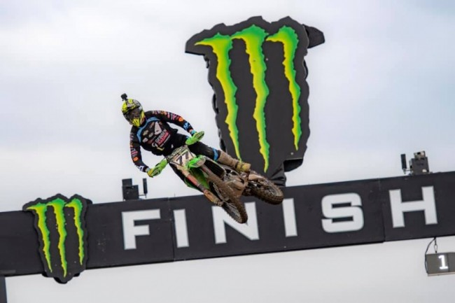 Gebben Racing met MonsterEnergy, Yamaha en Covington?