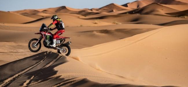 Barreda neemt de leiding in Rallye du Maroc