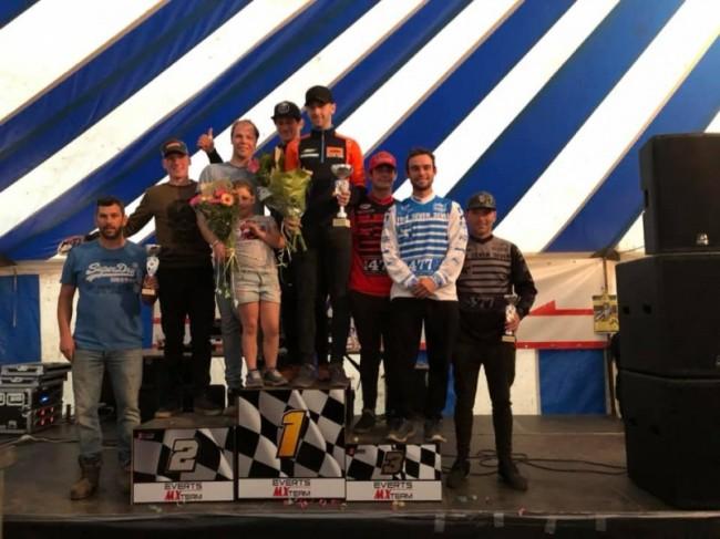 VLM: Dewulf-Grobben-Daenen winnen teamtrofee!