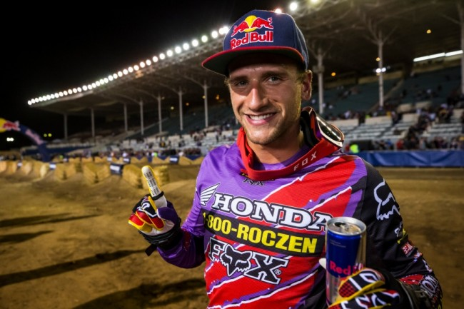 Ken Roczen wint Red Bull Straight Rhythm!