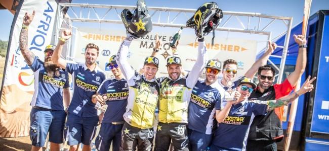 Price wint laatste etappe, Short wint Rallye du Maroc!