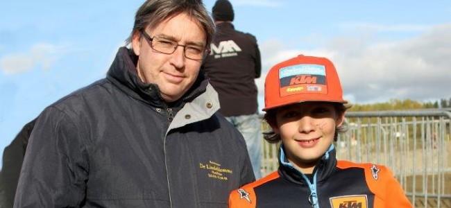 Brent Van De Walle versterkt Mikkola Racing