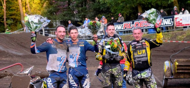 Protempo Cup en NK titel voor Mulders/Van de Wiel