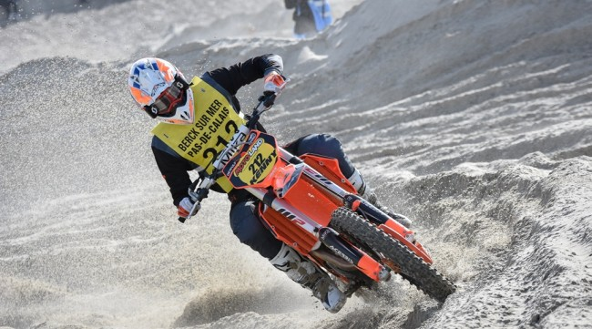 Gallery: De eerste 24MX Courses sur Sable in Berck!