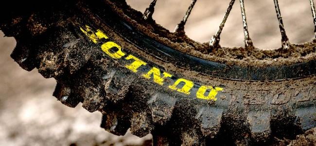 Test de nieuwe Dunlop Geomax EN91 in Honville!