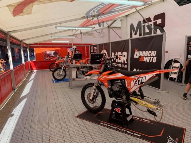 Iker Larranaga tekent bij een nieuw MXGP team